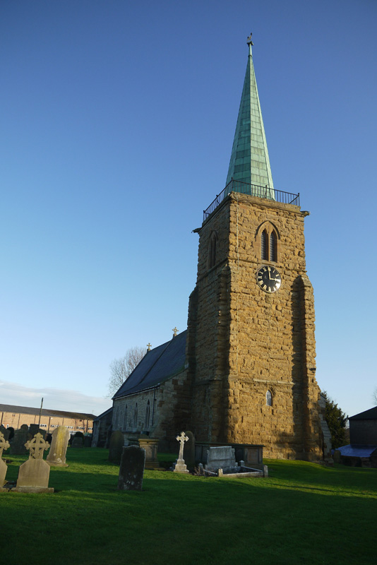 St. Helena's Church, Kirmington