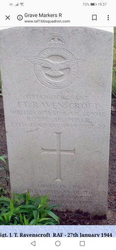 A war grave