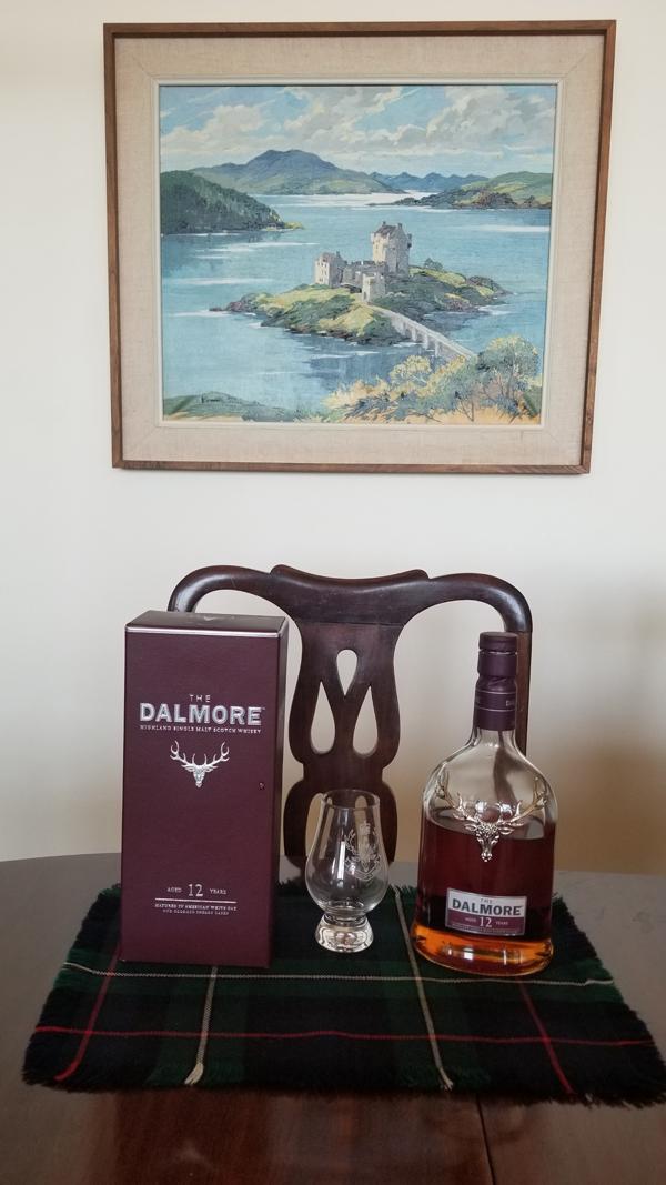 MacKENZIE Dalmore & Eilean Donan