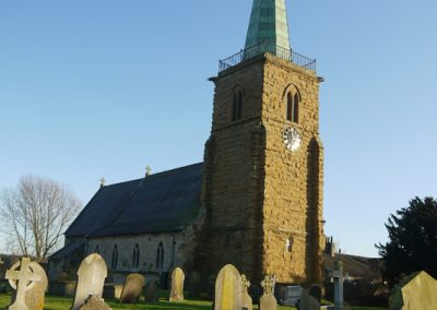 Saint Helena's Church, Kirmington