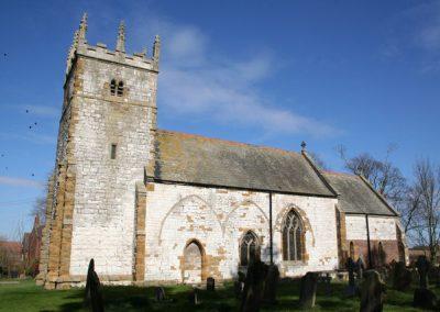 Saint John's Church, Croxton